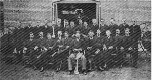Neptune Hose Company  These Hose companies participated in competitions all over the state for a first prize of $250  which was won at one time by the Neptune Hose Company at Herkimer, NY in 1891.