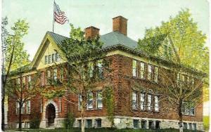 1892 Columbia Elementary School now apartments