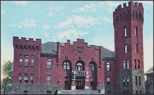 1905 Company G New York State Armory