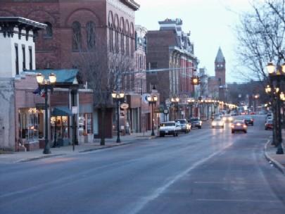 Historic Main Street   City of Gloversville