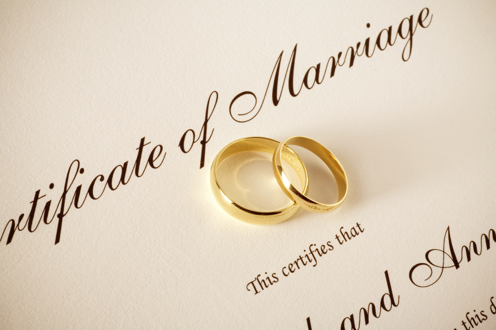 Marriage license city of gloversville xflitez Image collections